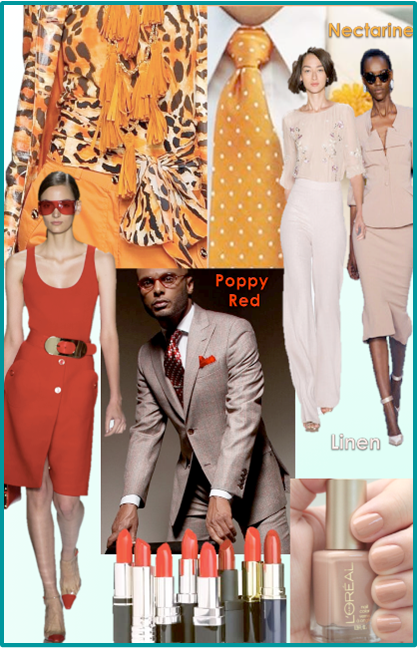 9 trendiest summer colours - corporate image