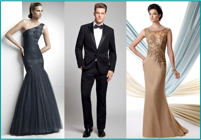 Brilliant The Classic Black Tie Dress Code Consists Of A  Are Acceptable Black Tie Tux Colors For Evening Wear White Dinner Jackets Worn With Black Pants Are Common For Day Time Black Tie Functions This Type Of Dress Code Is Commonly