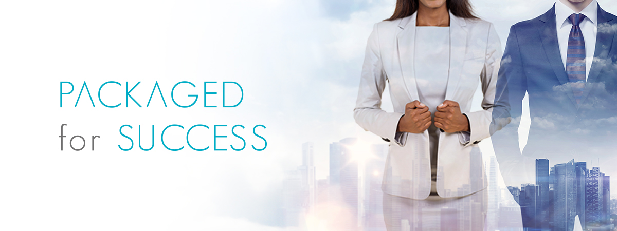 Packaged for Success ™   (Corporate Image  / Personal Branding)