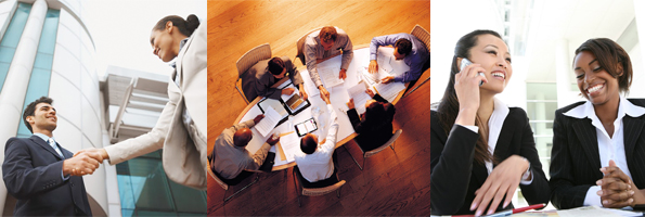 Professional Impressions sales team business-etiwuette-picture