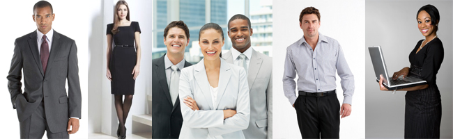 Professional Impressions sales team corporate-image pic