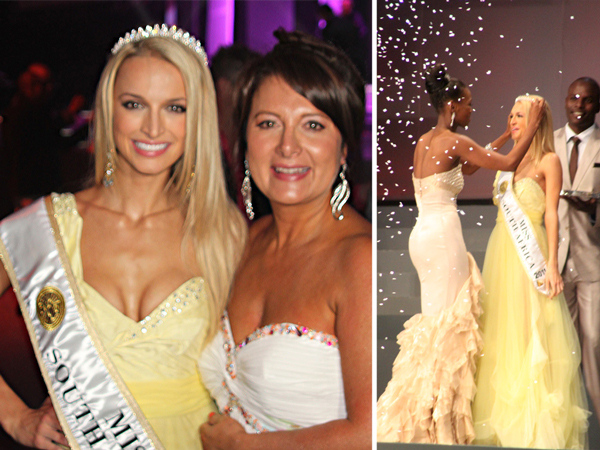 Miss South Africa – Melinda Bam