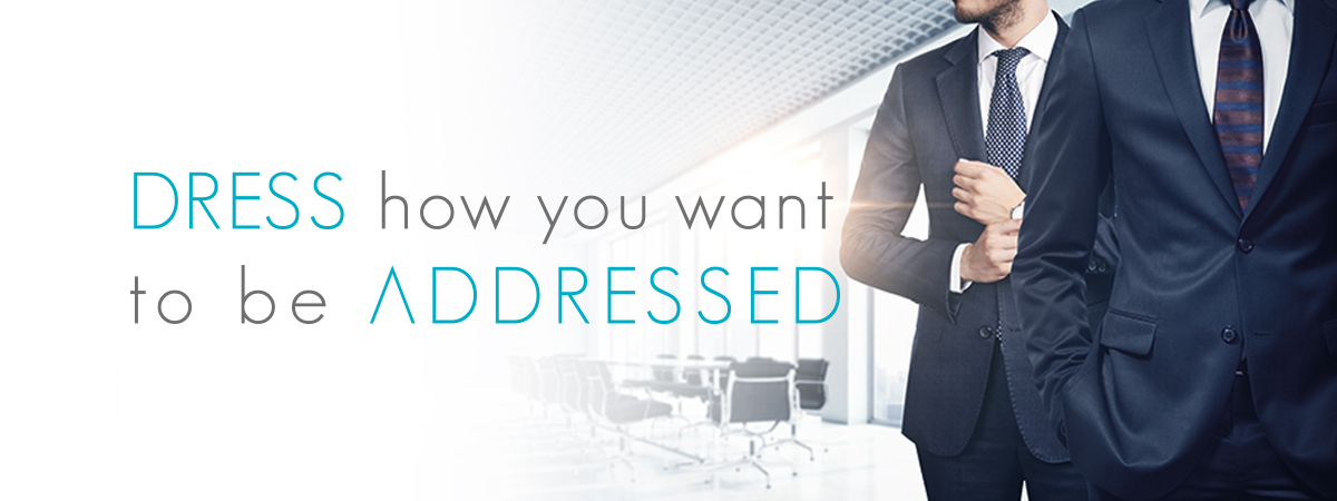New-Dress how you want to be addressed