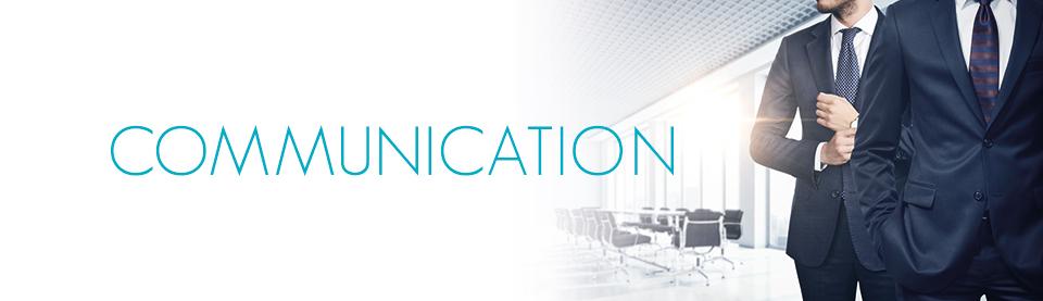 Communications Presentations